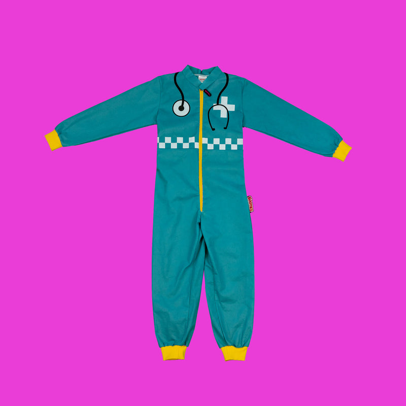 Paramedic Coverall x 4