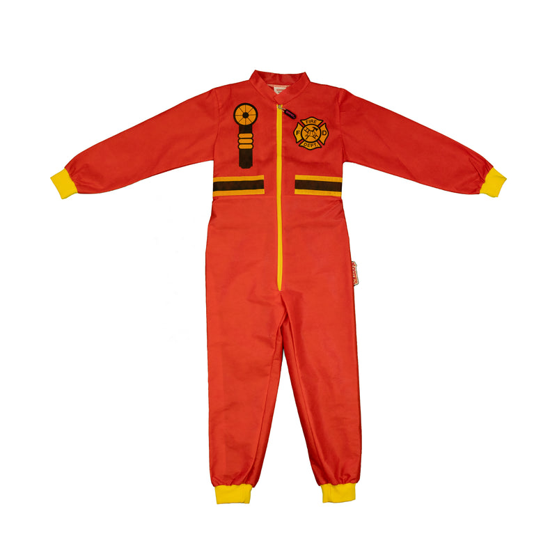 Firefighter Coverall