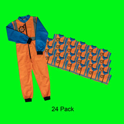 Construction Worker Coverall x 24