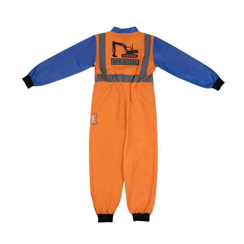Construction Worker Coverall