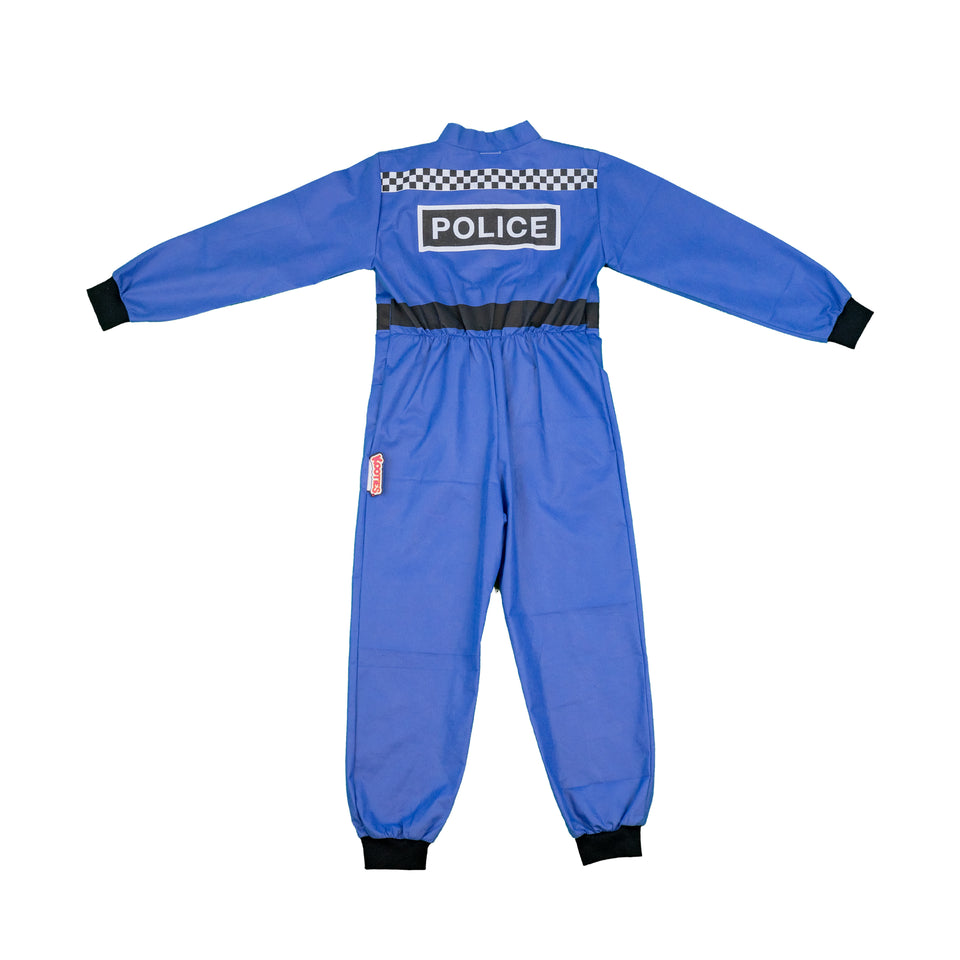 Dress up Police Officer Coverall