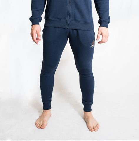 Mauler Men's Tracksuit Bottoms - Navy