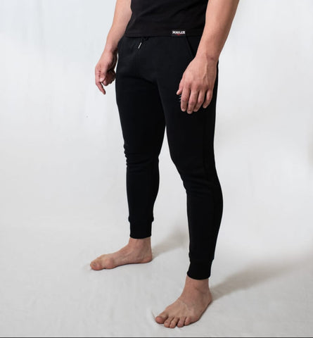 Mauler Men's Tracksuit Bottoms - Black