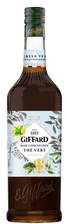 Giffard Green Tea (Thé Vert) Concentrate Syrup : 1000 ml