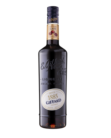 Giffard Coffee Liqueur (Cafe) - Classic : 700 ml