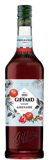 Giffard Pomegranate (Grenade) Syrup : 1000 ml