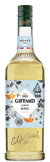 Giffard Honey (Miel) Syrup : 1000 ml - Cafe Select