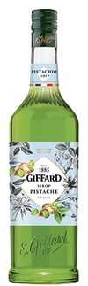 Giffard Pistachio (Pistache) Syrup : 1000 ml - Cafe Select