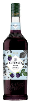 Giffard Blackberry (Mure) Syrup : 1000 ml