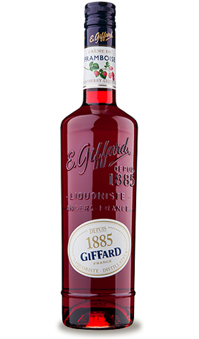 Giffard Raspberry Liqueur (Framboises) Creme de Fruits : 700 ml