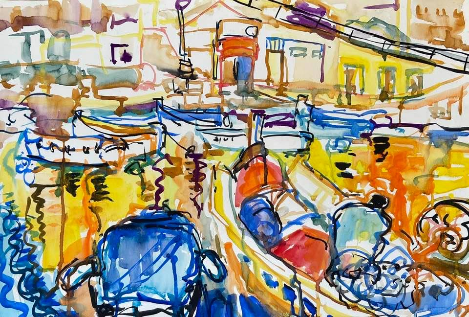 Boats at Spinola Bay 2