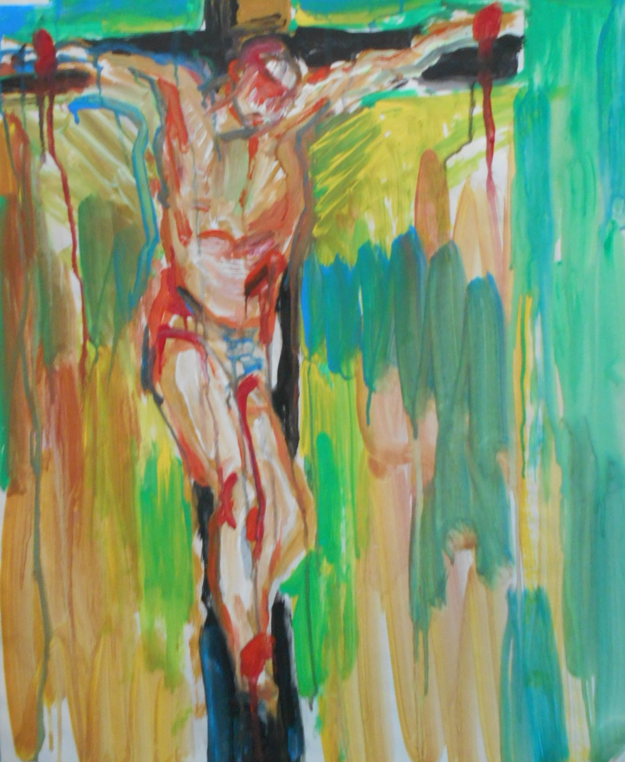 Jesus on the Cross 2