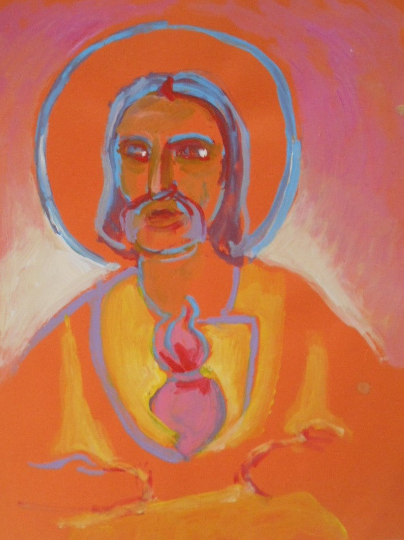 Sacred Heart of Jesus 2