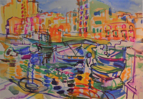 Boats at Spinola 11