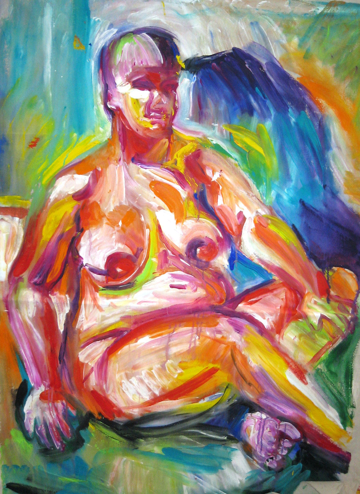 Female Nude 2