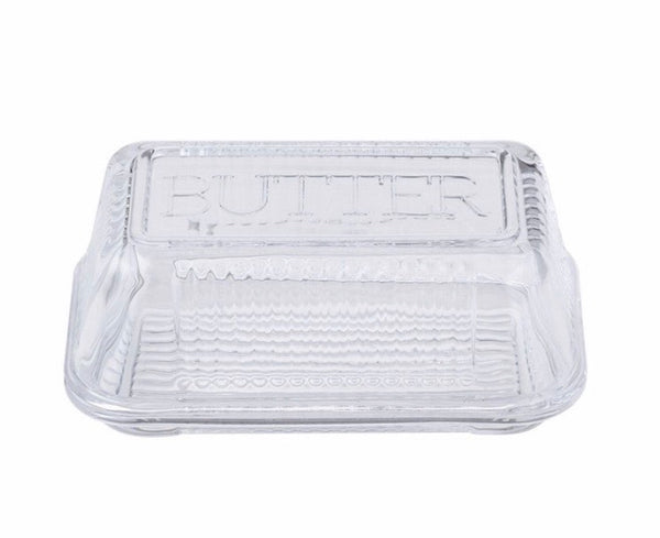 Retro Butter Dish
