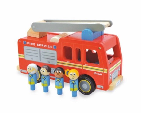 Freddy Fire Engine