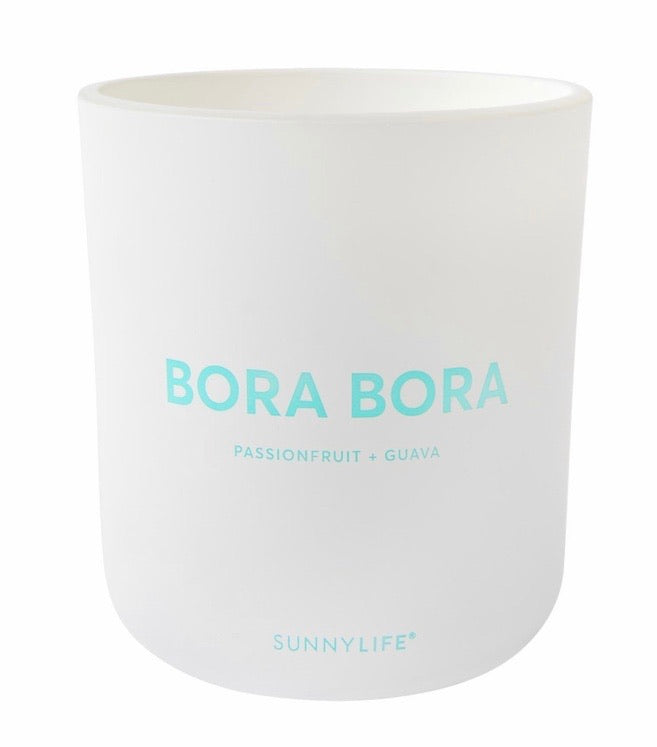 Scented Candle Large / Bora Bora