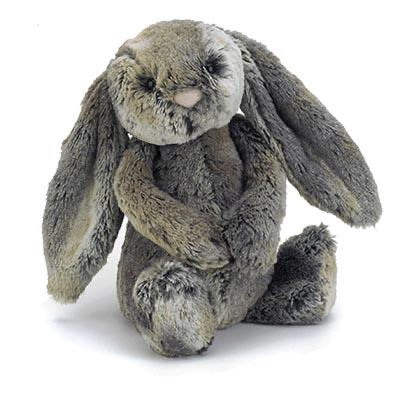 JellyCat Bashful Bunny-Medium Cottontail