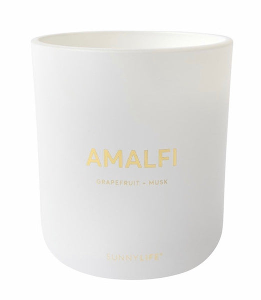 Scented Candle Large / Amalfi