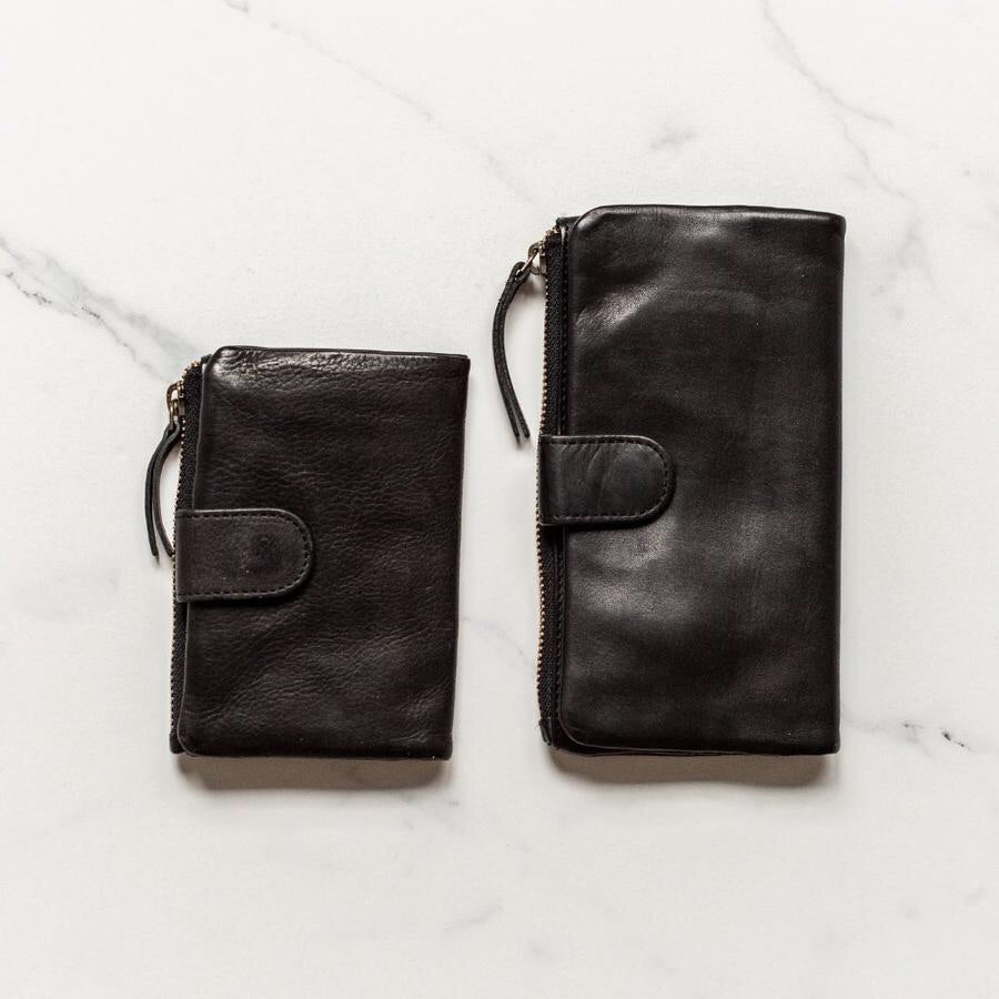 JuJu and Co Black Large Capri Wallet