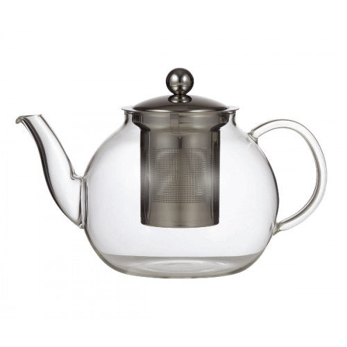 Leaf and Bean Teapot with filter 1L