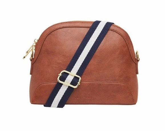 Bronte Day Bag - Tan Pebble