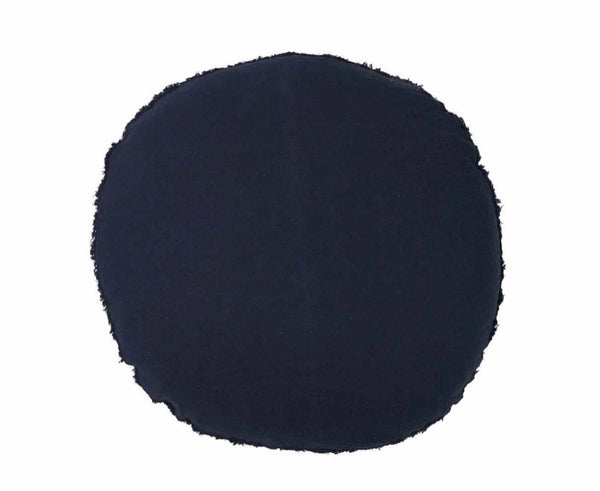 Lulu Cushion -Navy