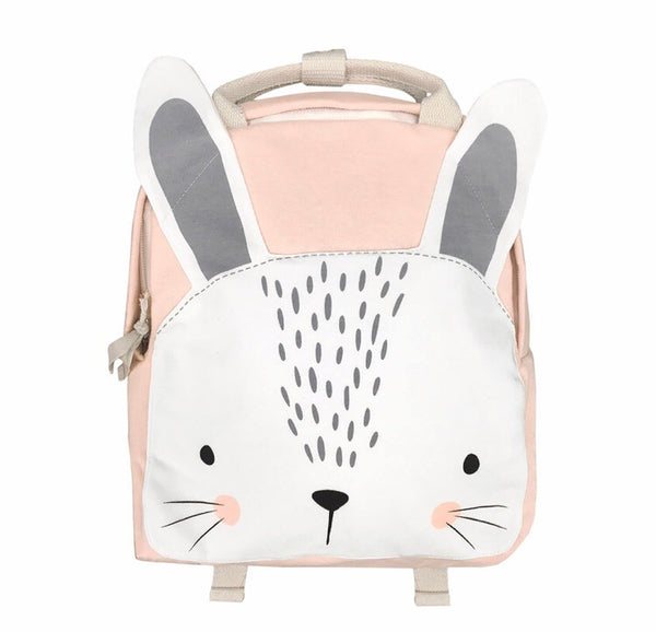 Backpack- Bunny Pink