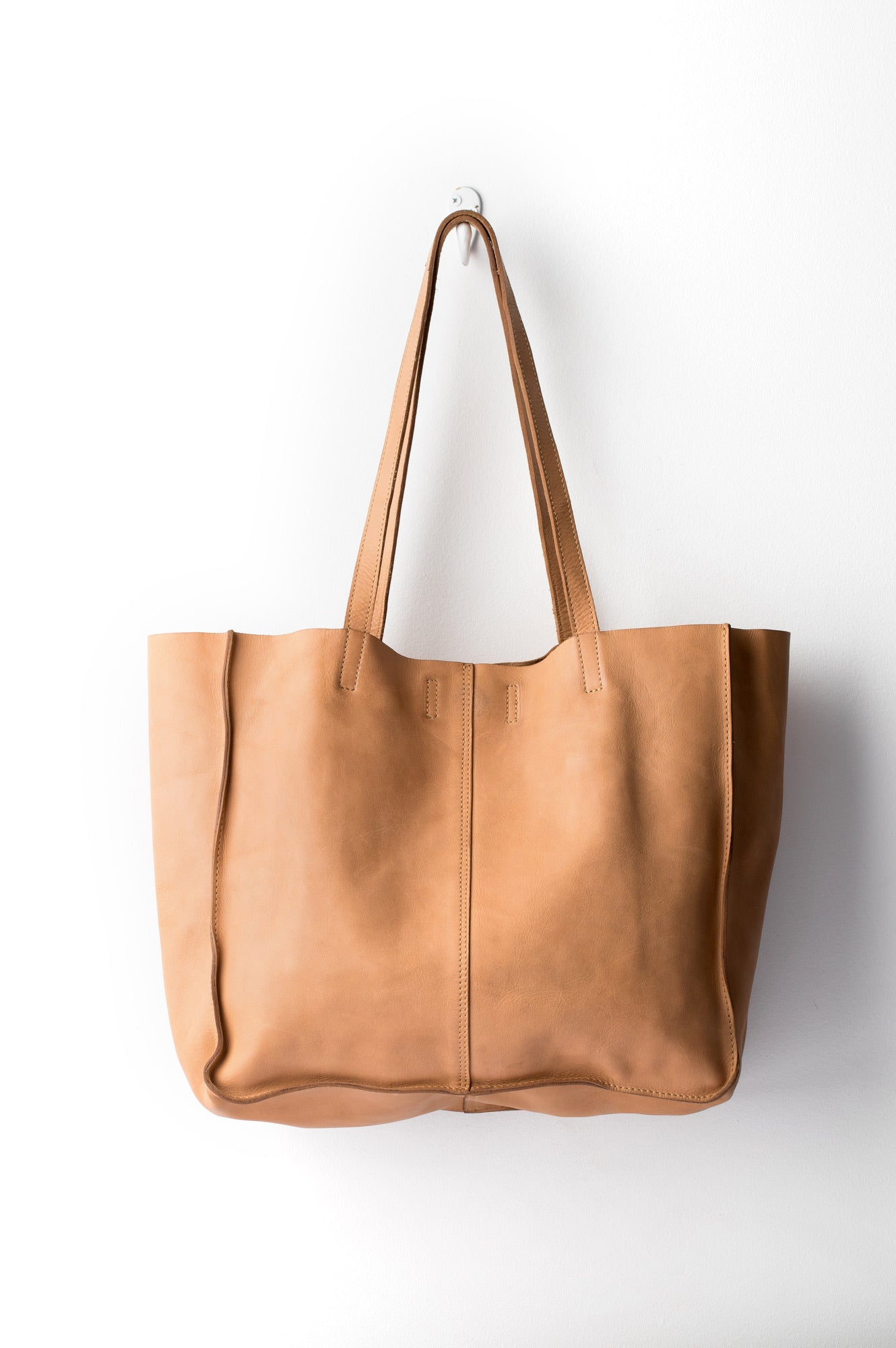Baby Unlined Tote- Natural
