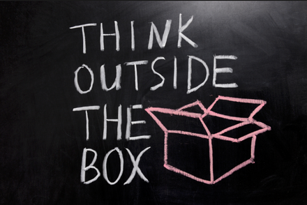 Promotion - Think Outside of the Box!