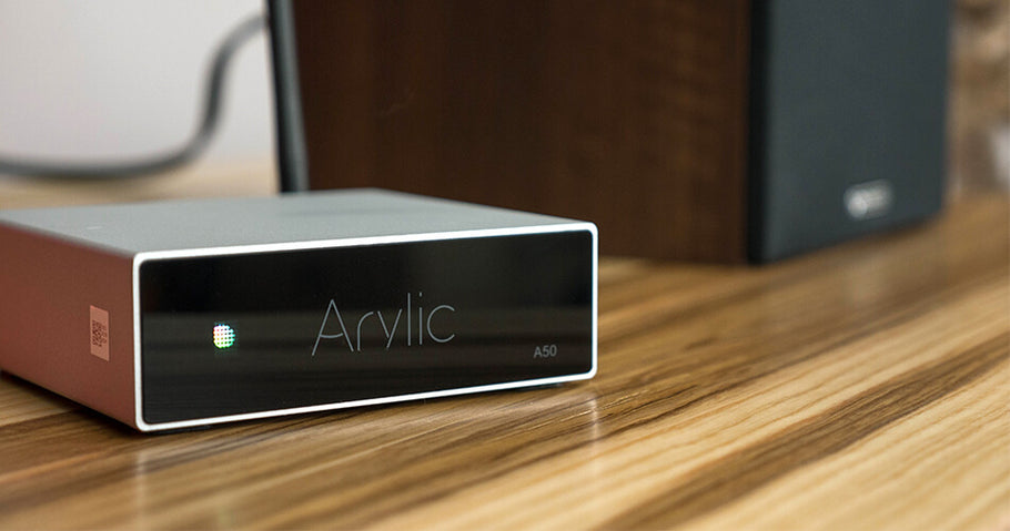 Officially APP 4Stream For Arylic Wireless Multiroom Audio System