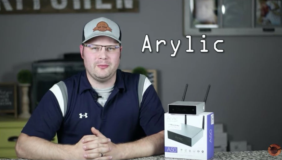 Whole House Audio on a Budget with Arylic A50 - Should Sonos be Scared? From 123Toid
