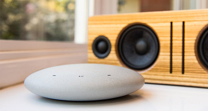 Cobblestone New Release - WiFi Music System For Speakers