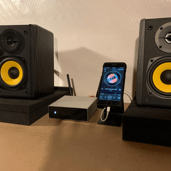 George review for wireless stereo amplifier