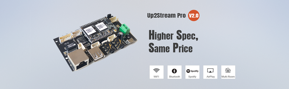 Up2stream pro with Black Friday