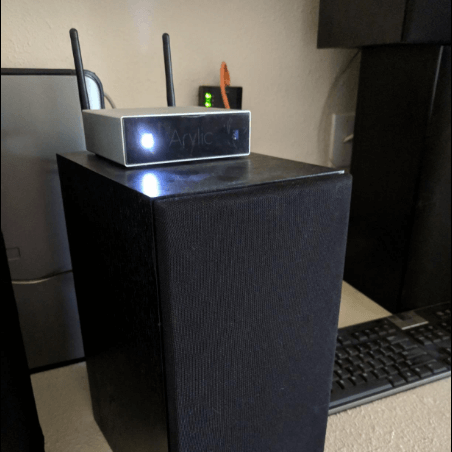Ted review for wireless stereo amplifier