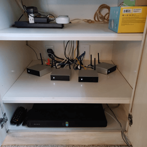 ReaganDad review for wireless stereo amplifier