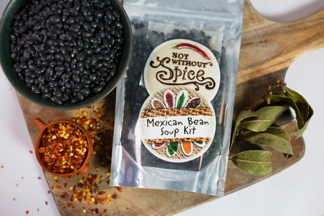 Mexican Bean Soup kit
