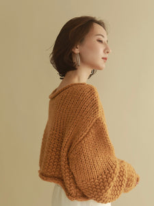 【再入荷】basket short knit