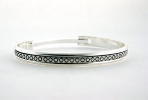 Pulsera friendship plata