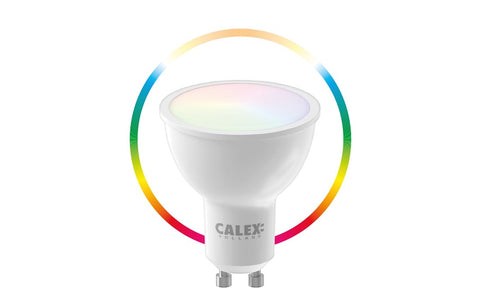 LED Calex Smart Home spot GU10 5W