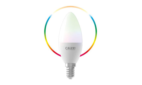 LED Calex Smart Home Kaarslamp E14  5W