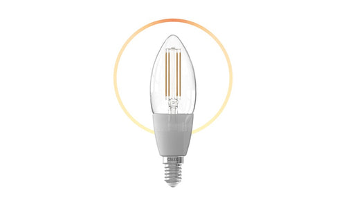 LED Calex Smart Home Kaarslamp E14 4.5W