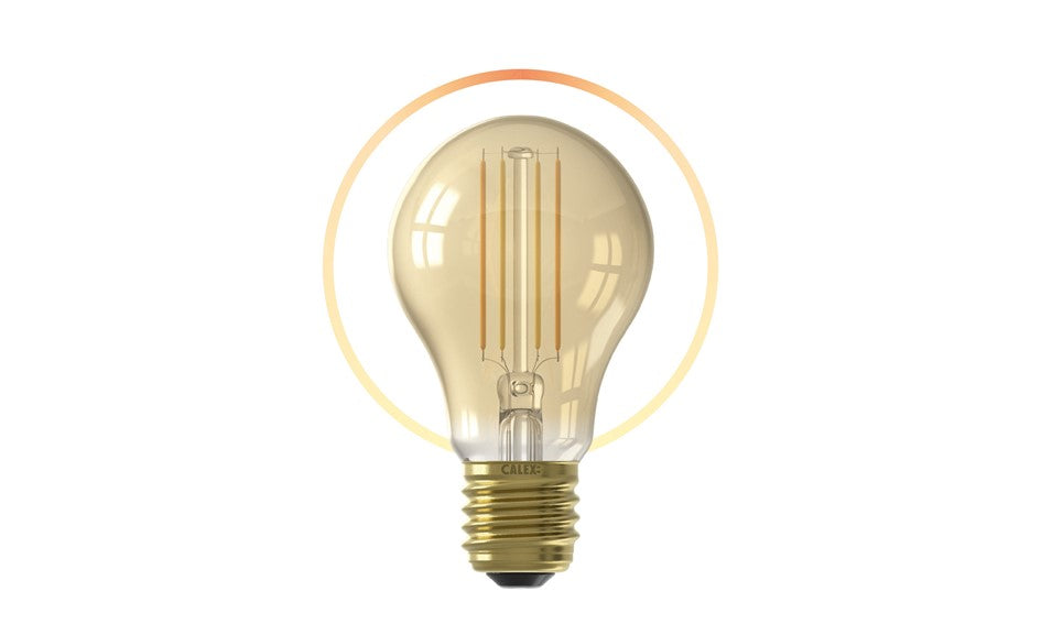 LED Calex Smart Home Goud serie standaardlamp E27 7W