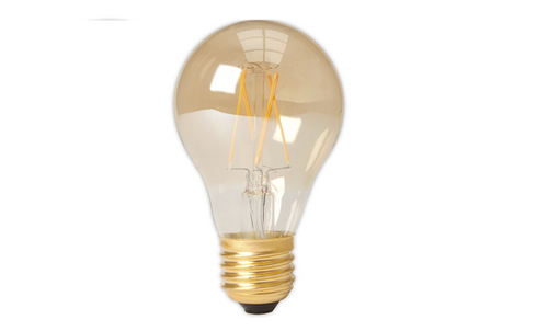 LED lamp Calex Gold extra warmwit dimbaar