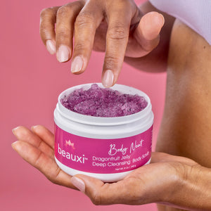 Body Neat - Dragonfruit Jelly Deep Cleansing Body Scrub