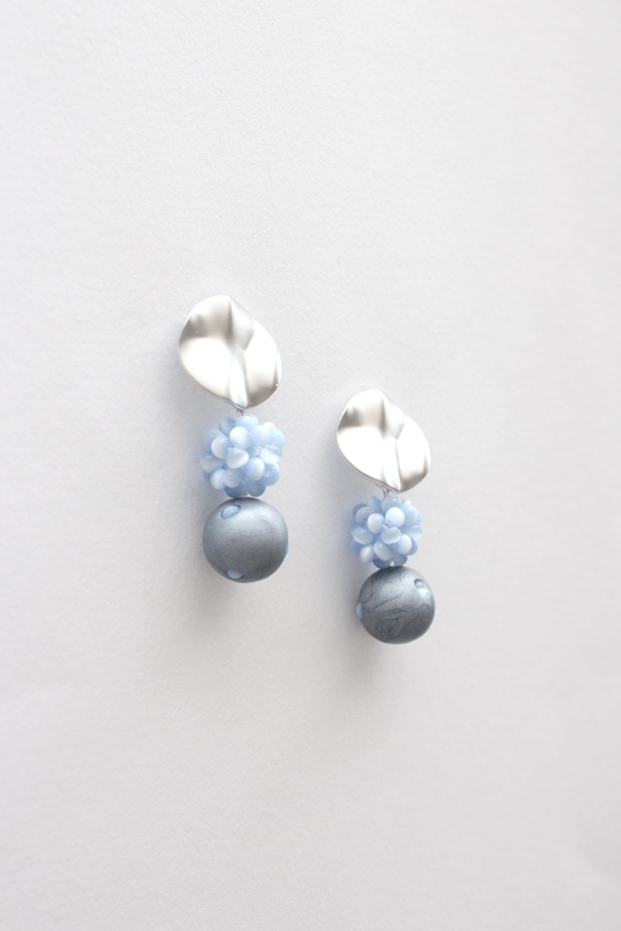 Nori Earrings in Blue