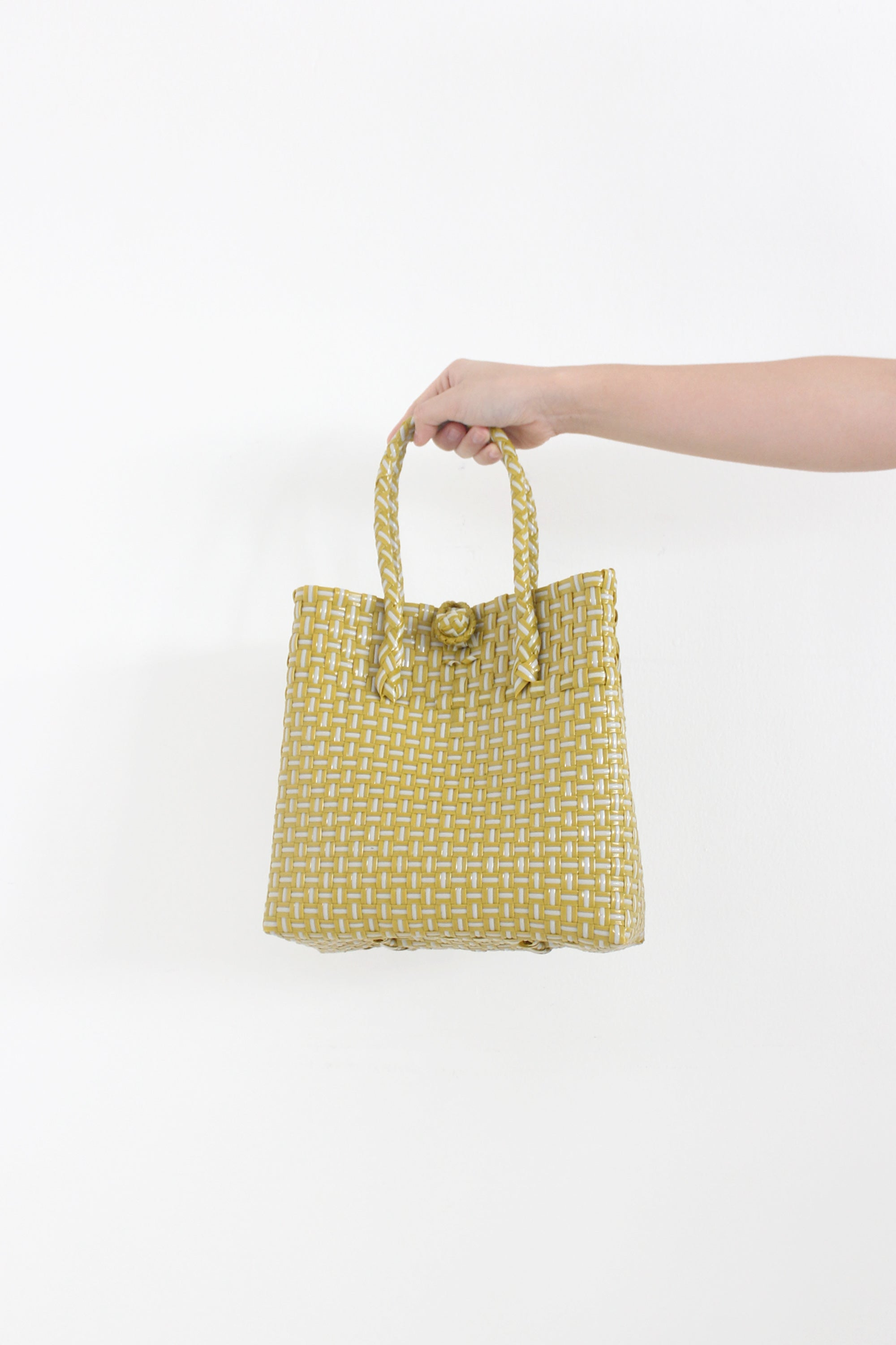 Mini Philo Bag in Mustard
