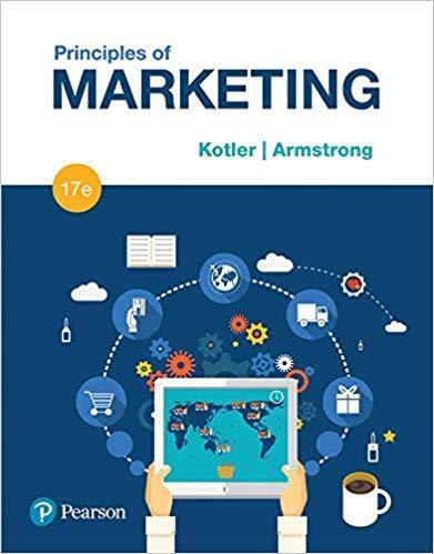 Principles of Marketing 17th Edition PDF (ebook)